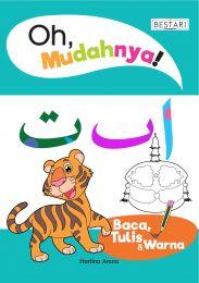 Oh, Mudahnya! Alif Ba Ta Baca, Tulis & Warna