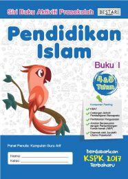 Buku Aktiviti Prasekolah 4 & 5 Tahun - Pendidikan Islam (Buku 1)