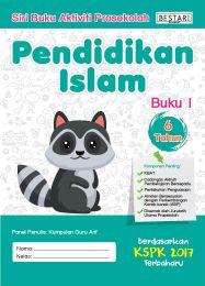 Buku Aktiviti Prasekolah 6 Tahun - Pendidikan Islam (Buku 1)