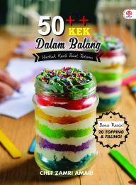 50++ Kek Dalam Balang