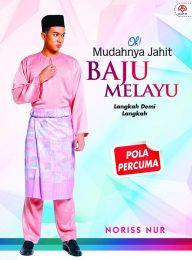 Oh! Mudahnya Jahit Baju Melayu + Pola