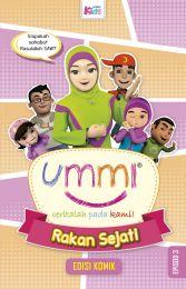 Ummi… Ceritalah Pada Kami: Rakan Sejati - Episod 3 (Edisi Komik)