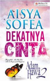 Dekatnya Cinta - Adam & Hawa 2 (Soft Cover)