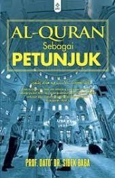 Al-Quran Sebagai Petunjuk