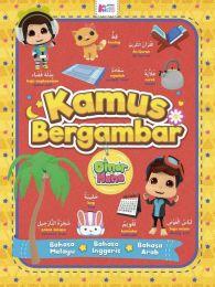 Kamus Bergambar Omar & Hana