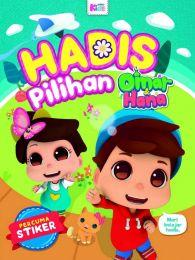 Hadis Pilihan Omar & Hana (Stiker)