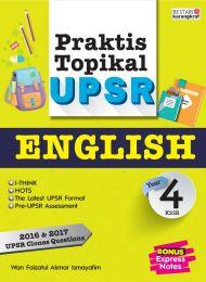 Praktis Topikal UPSR (2018) Tahun 4 - English