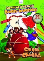 Chichi & Chacha: Warna & Aktiviti Buah-buahan Tempatan