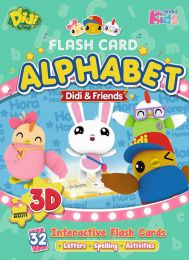FLASH CARDS ALPHABET DIDI & FRIENDS (AR)
