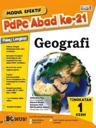 Modul Efektif PdPc Geografi Tingkatan 1