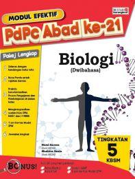 Modul Efektif PdPc Biologi Tingkatan 5