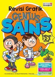 Revisi Grafik Genius Sains Tahun 1, 2, 3