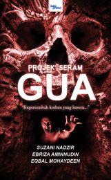 Projek Seram - Gua (Pre-Order)