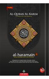 Al-Quran Al-Karim Al-Haramain B5 (BULK)