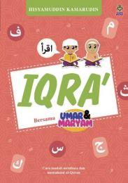 Iqra' bersama  Umar & Maryam [PRE-ORDER]