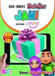 Kad Imbas; Belajar Bersama Ummi Jawi (3D AR)