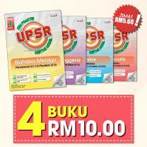 JOM PRAKTIS KERTAS MODEL UPSR 4 BUKU RM10