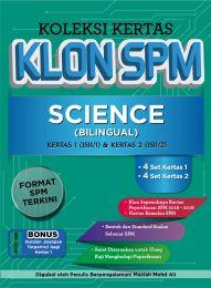 Koleksi Kertas Klon SPM Science