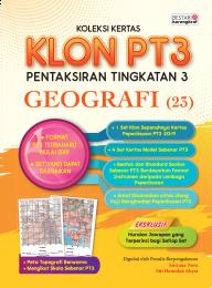 Koleksi Kertas KLON PT3 Geografi 2020