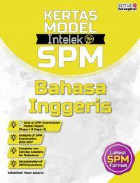 Kertas Model Intelek SPM - Bahasa Inggeris