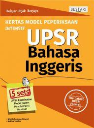Kertas Model Peperiksaan Intensif UPSR : Bahasa Inggeris (2018)