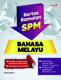 Kertas Ramalan SPM Bahasa Melayu (Bulk)