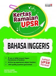 Kertas Ramalan UPSR Bahasa Inggeris