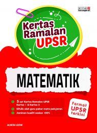 Kertas Ramalan UPSR Matematik