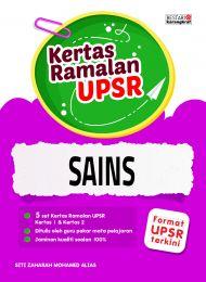 Kertas Ramalan UPSR Sains (2018)