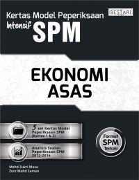 Kertas Model Peperiksaan Intensif SPM - Ekonomi Asas