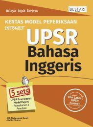 Kertas Model Peperiksaan Intensif UPSR : Bahasa Inggeris