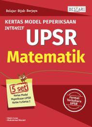 Kertas Model Peperiksaan Intensif UPSR : Matematik