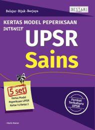 Kertas Model Peperiksaan Intensif UPSR : Sains (2018)