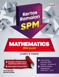 Kertas Ramalan SPM Mathematics