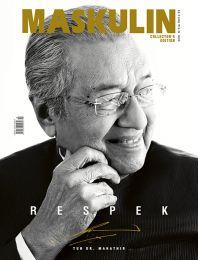 Maskulin  - Tun Dr.Mahathir  Collector's Edition
