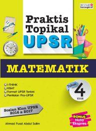 Praktis Topikal UPSR (2018) Tahun 4 - Matematik