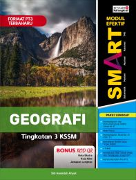 Modul Efektif SMART Geografi Tingkatan 3 (2020)