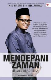 Mendepani Zaman Melayu Abad Ke-21 (Edisi Bahasa Melayu) [Pre-Order]