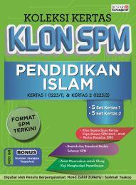 Koleksi Kertas Klon SPM Pendidikan Islam