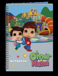 Notebook Omar & Hana
