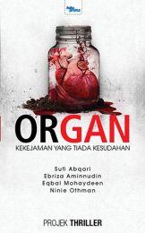 Projek Thriller: Organ