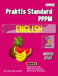 Praktis Standard Tahun 3 - English