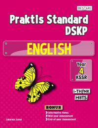 Praktis Standard Tahun 4 - English