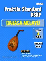 Praktis Standard Tahun 4 - Bahasa Melayu