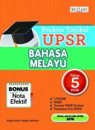 Praktis Topikal UPSR Bahasa Melayu Tahun 5