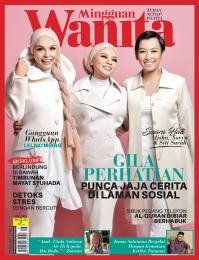 Mingguan Wanita 1812 (April 2019 Vol 2)