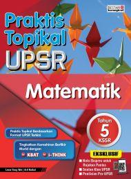 Praktis Topikal UPSR Matematik Tahun 5 (2020)