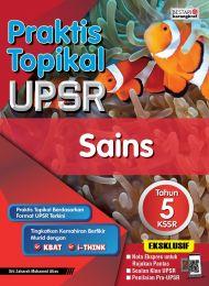Praktis Topikal UPSR Sains Tahun 5 (2020)