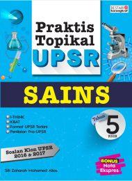 Praktis Topikal UPSR (2018) Tahun 5 - Sains