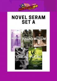 [MERDEKA62] Projek Seram (A) 3+1=RM62